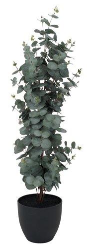 Umelá rastlina RIPA V90 cm eukalyptus