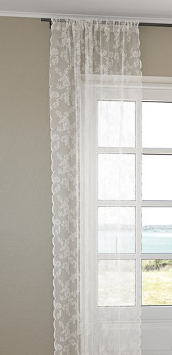 Záclona SOMMEN 1x140x300 biela