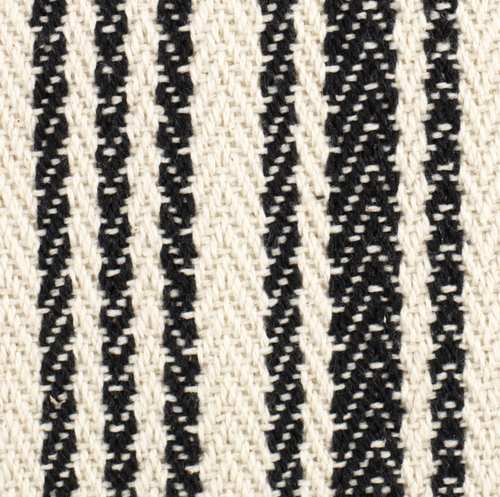 Pyntepute BAKKEFIOL 45x45 svart