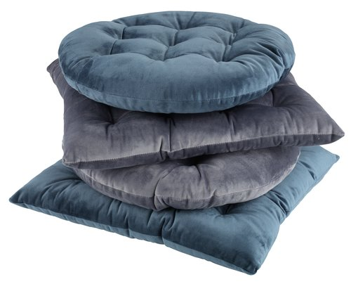 Jastuk za stolice HYBENROSE 38x38x4 siva