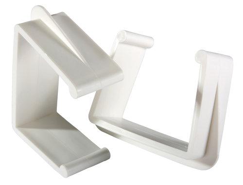 Boxklemmer 2 stk/pk plast