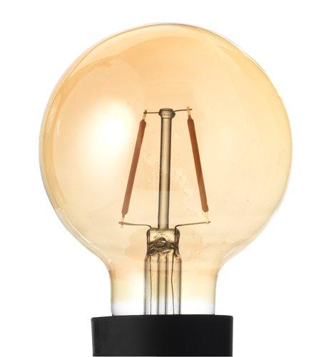 Lâmpada TORE 2W E27 G80 120 lumen