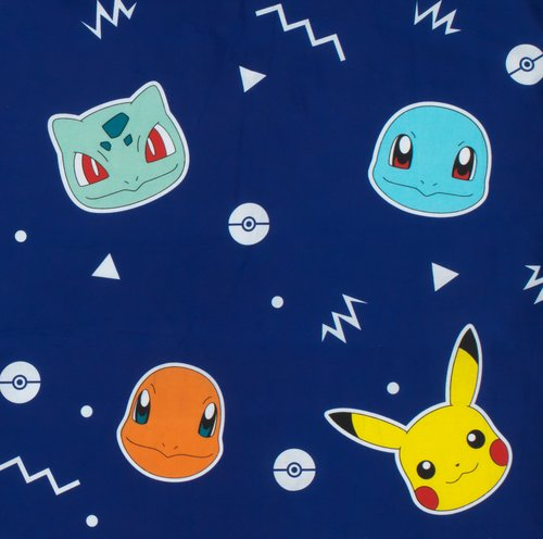 Set posteljine POKEMON 140x200