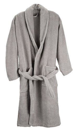 Bathrobe BULLMARK L/XL grey
