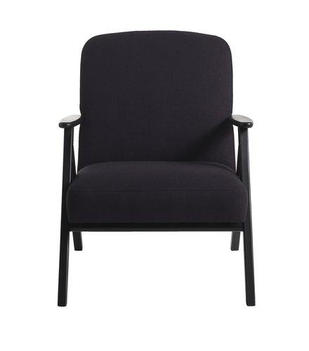 Кресло SADDERUP тъмносиво