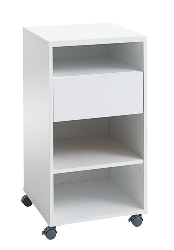 Drawer unit HERLEV 1 drw white