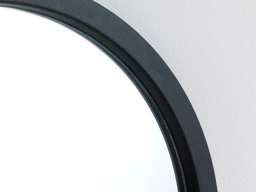 Speil RANDERUP Ø47 svart
