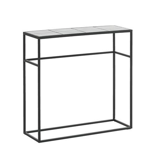 Console table HARSTAD 28x84 light grey