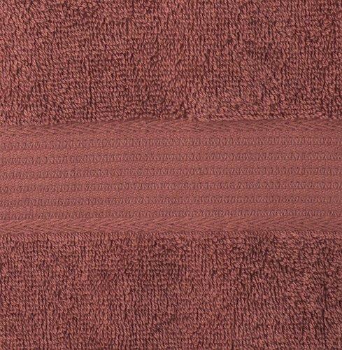 Полотенце KARLSTAD 50x100 см сливовый