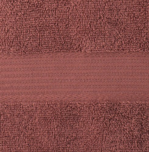Hand towel KARLSTAD 50x100 plum