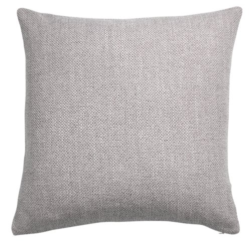 Cushion cover SPARRIS 40x40 light grey