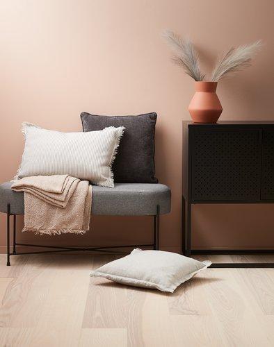 Cushion BERGFLETTE 40x60 grey/off-white