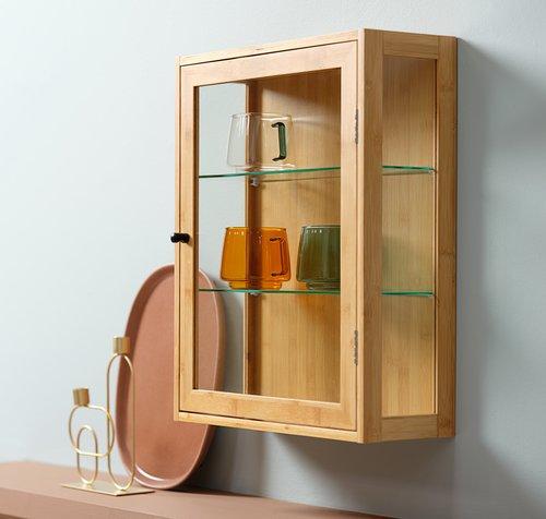 Wall cabinet TREND W40xH50xD15cm