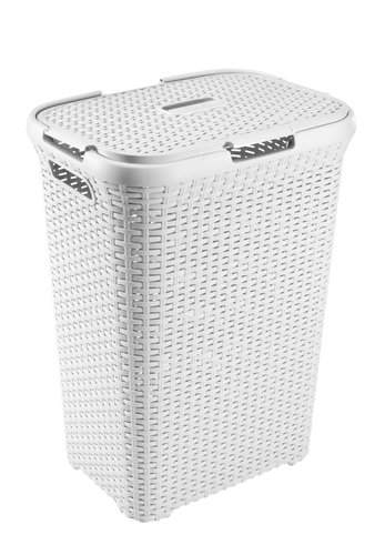 Laundry basket RONALD W34xL45xH62 cm