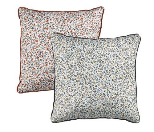 Cushion FLORA 45x45 assorted