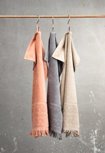 Ręcznik SVANESUND 50x70 brudnoróżowy