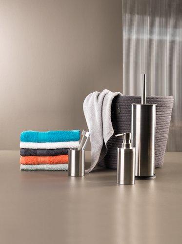 WC-kefe MEDLE rozsdamentes acél