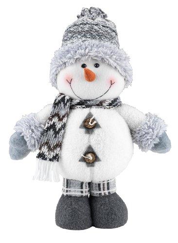 Sneško BALDER V40cm bela