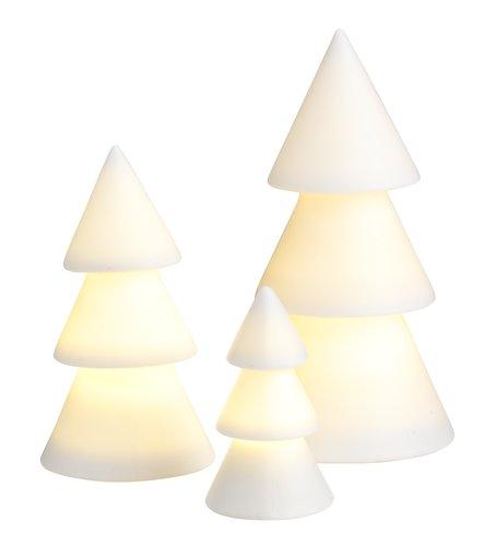 Božićno drvce AMFIBOL s LED 3kom/p