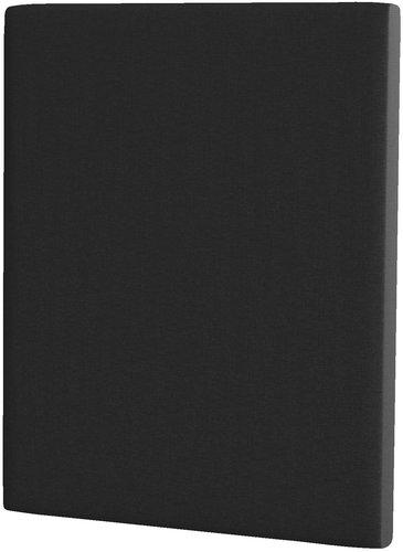 Sengegavl H10 PLAIN 90x115 svart-07