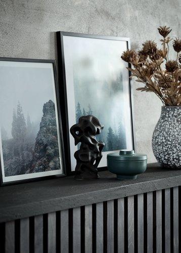 Декор STEN 7х13х21см чорний