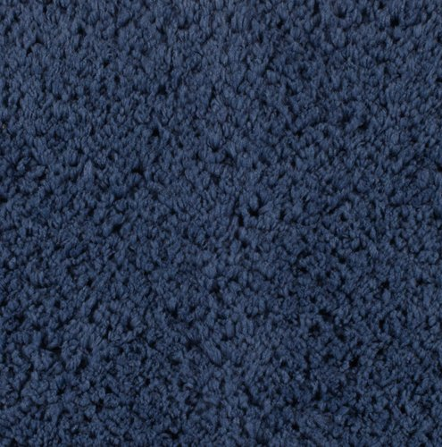 Badmat KARLSTAD 50x80 grijs blauw