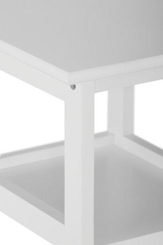 Estantería JANA 4 estantes blanco