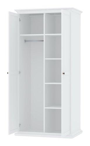 Kleiderschrank PARISO 96x201 cm