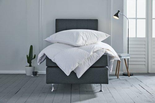 Decke 880g NORDLICHT warm 140x220