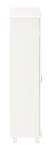 Badezimmerschrank SKALS 120×67 weiß