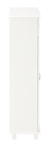 Mobiletto bagno SKALS 67x120 bianco