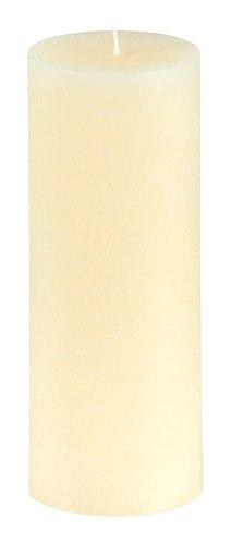 Bougie pilier EILEF Ø7xH18cm beige
