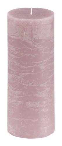 Candela EILEF Ø7xH18cm rosa