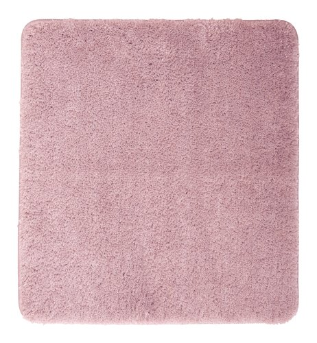 Tappetino b UNI DE LUXE 45x50 rosa ant.
