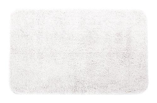 Badematte UNI DE LUXE 50x80 weiß