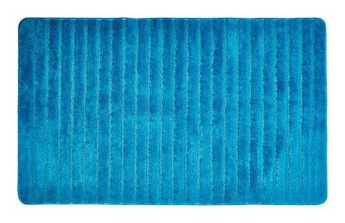 Tapis de bain IMPERIAL 65x110cm pétrole