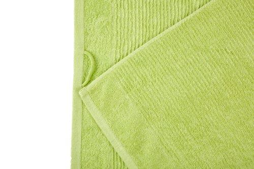 Toalha de mãos LIFESTYLE verde
