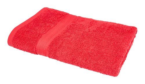Telo da bagno BREEZE rosso