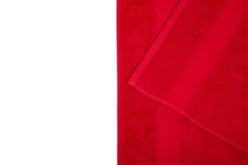 Handtuch KRONBORG DE LUXE rot