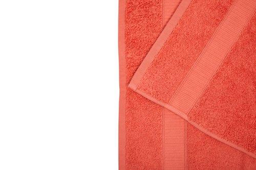 Asciugamano KRONBORG DE LUXE corallo