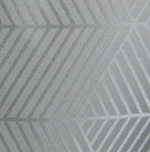 Duk BLOMME 140x240 grå