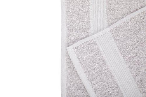 Handtuch KRONBORG CLASSIC grau