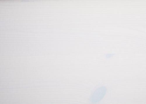 Bettgestell LYNGBY 180x200 weiß