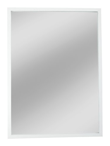 Miroir SOMMERSTED 40x55 blanc