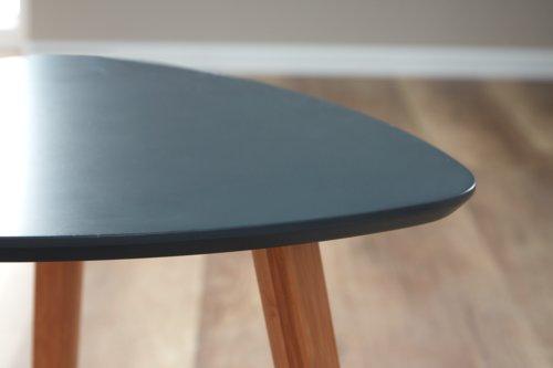 Tavolino TAPS 40x40 grigio