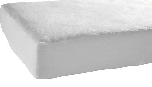 Drap micro molleton imperm. 140x200x25cm