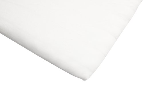 Jersey Umschlagtuch 180x200x14 weiß