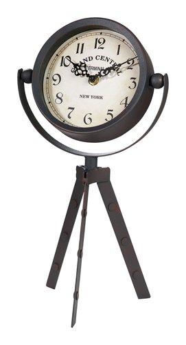Ρολόι EMANUEL Π13xΜ19xΥ37cm μαύρο