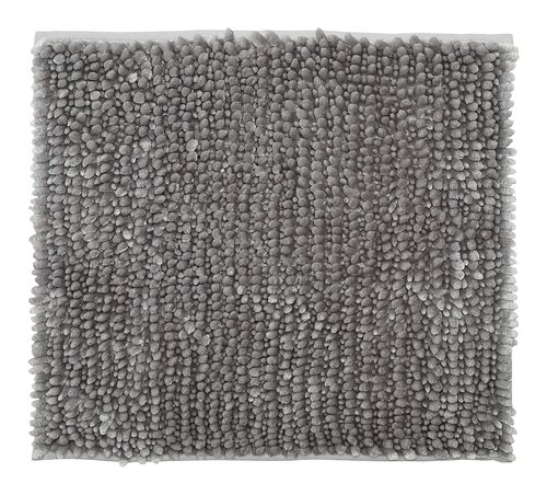 Tapis de bain BERGBY 45x50 gris clair