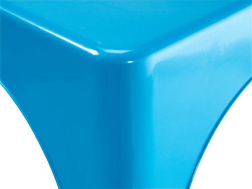 Mesa auxiliar KIDS A59xL59 azul